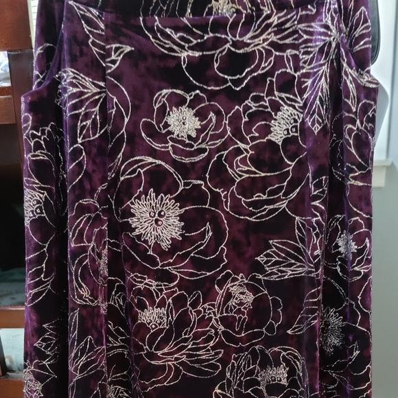 Lularoe elegant Avery skirt